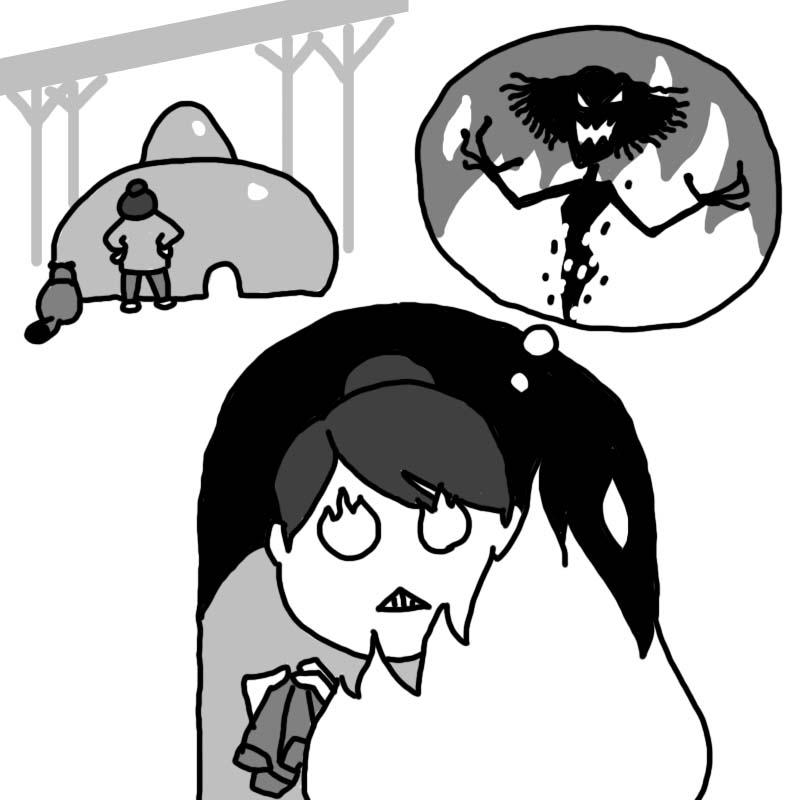 連続タヌキ小説-16
