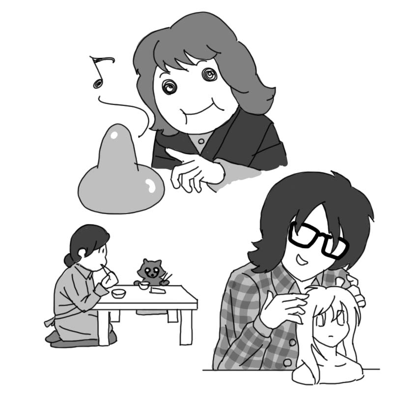 連続タヌキ小説-19