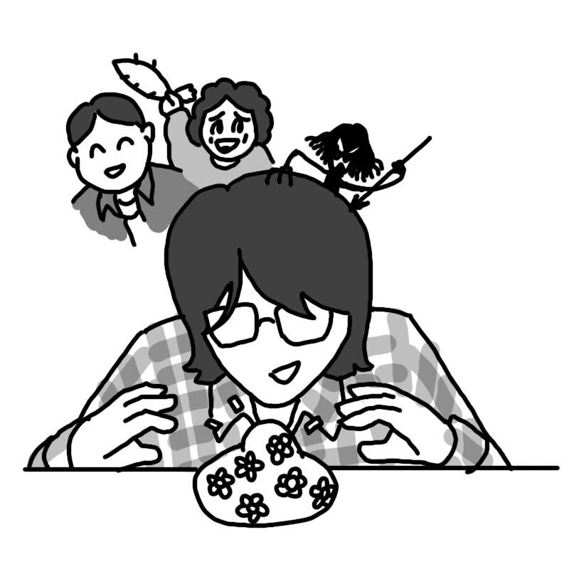 連続タヌキ小説-22