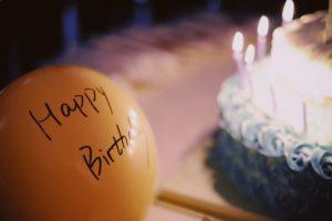 いとうまゆさんのお誕生日